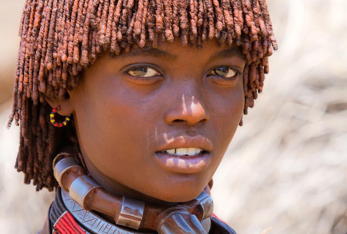 Фото девушек из африканских племен 5 фотография