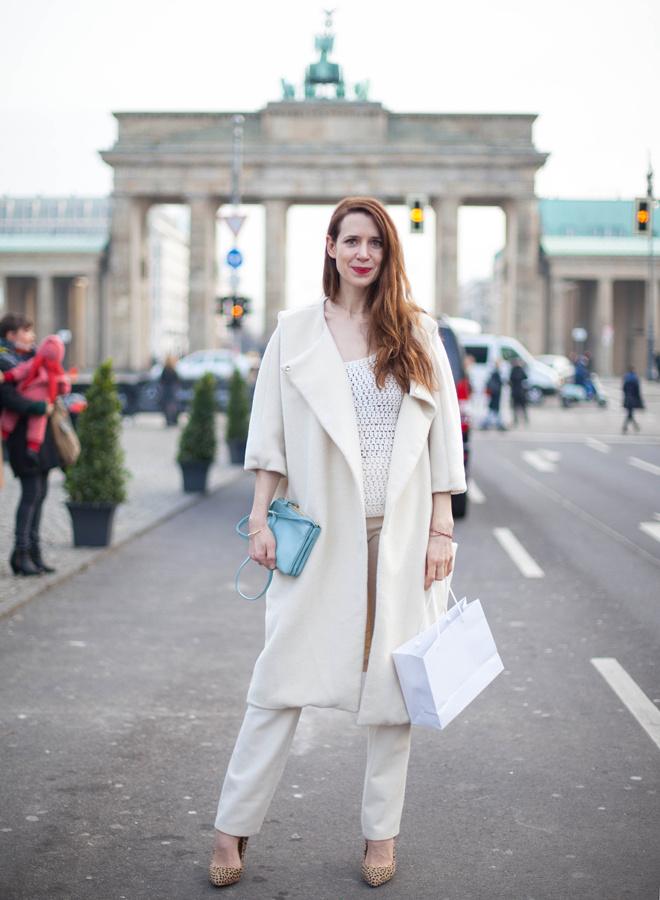 Paperboats Berlin Fashion Week A W 2014 15 Street